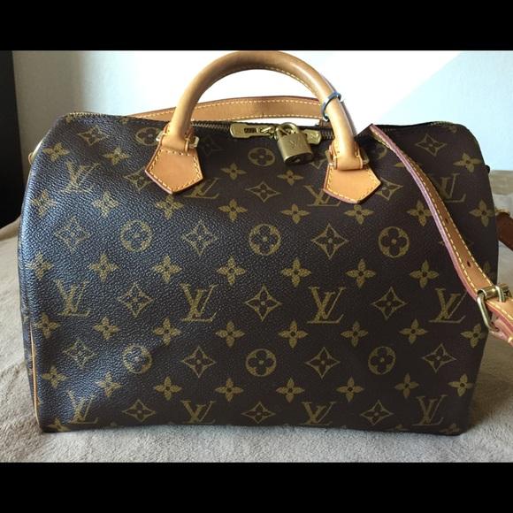 d1e60c7c7ac Louis Vuitton Bags   Auth Speedy B 30   Poshmark